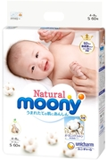 moony natural s 60pc 4903111220809